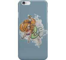 Mermaid Bubbles iPhone Case/Skin