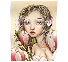 Spring Wind Poster