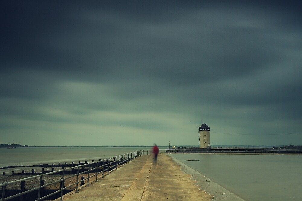 Dreaming of Brightlingsea by Ursula Rodgers