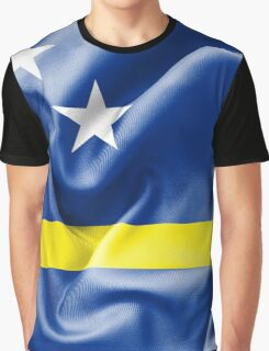 Curacao Flag Graphic T-Shirt