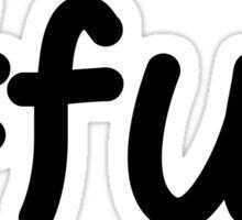 #fun Sticker