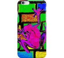 Leap Frog iPhone Case/Skin