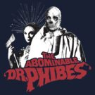 The Abominable Dr.Phibes by DCdesign