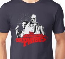 The Abominable Dr.Phibes Unisex T-Shirt
