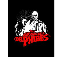 The Abominable Dr.Phibes Photographic Print