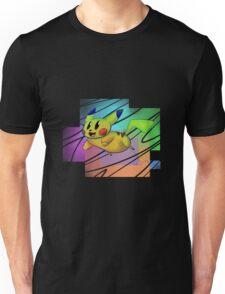 Springing Pikachu Unisex T-Shirt