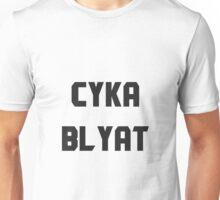 Counter Strike Cyka Blyat Unisex T-Shirt