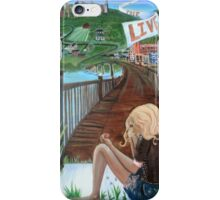 The Bridge to adulthood iPhone Case/Skin