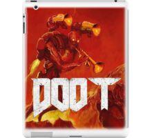Doot Toot (Doom Shirt) Style #2 iPad Case/Skin