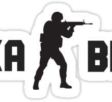 Counter Strike Global Offensive Cyka Blyat Sticker