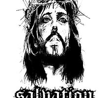 Salvation IPhone Case by ministrygraphic