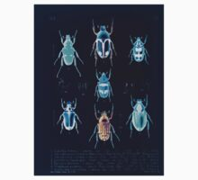 Aid to the identification of insects Charles Owen Waterhouse 1890 V1 V2 181 Various Inverted Kids Tee