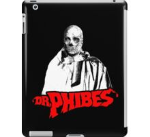 Dr. Phibes iPad Case/Skin