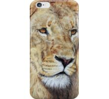 He Watches Over iPhone Case/Skin