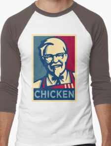 KFC Hope Men's Baseball ¾ T-Shirt