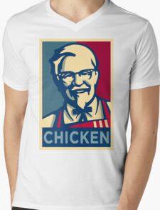 KFC Hope Mens V-Neck T-Shirt