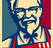 KFC Hope by danspy1994