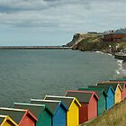 SEASIDE HUTS by andrewsaxton