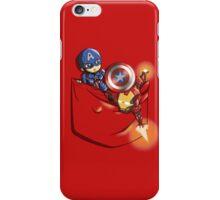 Pocket War iPhone Case/Skin