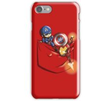 Pocket War iPhone Case/Skin