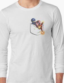 Pocket War Long Sleeve T-Shirt