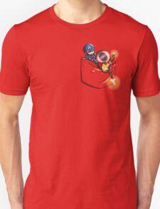 Pocket War Unisex T-Shirt
