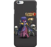 WITCH COC iPhone Case/Skin