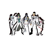 Satsuki and the Elite Four Photographic Print