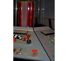 Classic TARDIS Console Photographic Print