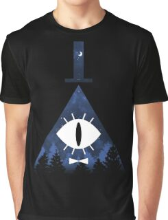 Mr. Cipher Graphic T-Shirt