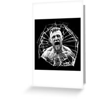 McGregor Smash Greeting Card