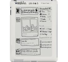 tumblr1 iPad Case/Skin