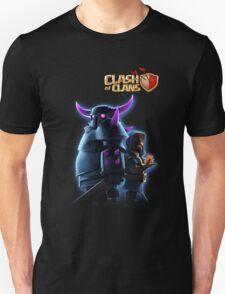WIZARD PEKKA COC Unisex T-Shirt