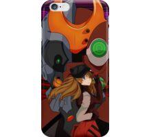 Asuka (Unit-02) Langley iPhone Case/Skin