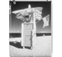 Life Guard Stand iPad Case/Skin