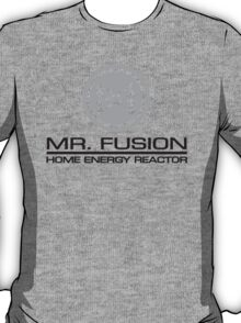 Back to the Future - Mr Fusion - Home Energy Reactor T-Shirt