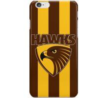 Hawks Hawthorn Football Club iPhone Case/Skin