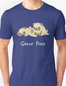Group Pugs Unisex T-Shirt