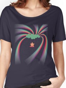 Happy Star Women's Relaxed Fit T-Shirt