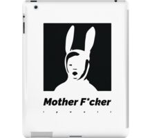 MOTHERF*CKER - IGWALL iPad Case/Skin