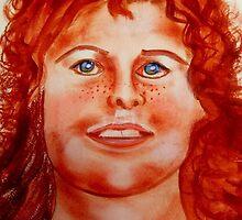 Caitlin Macnamara  by Rusty  Gladdish