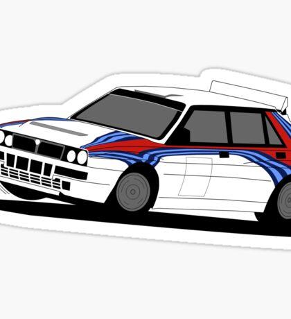 Legend Delta (car only) Sticker