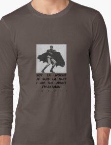 SOY LA NOCHE - IGWALL Long Sleeve T-Shirt