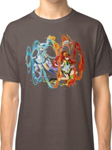 Sailor Lugia and Ho-oh Classic T-Shirt