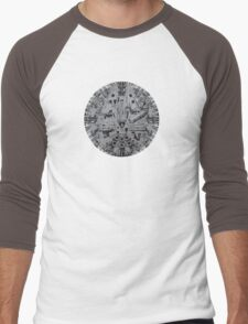 Light Speed Men's Baseball ¾ T-Shirt