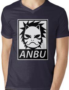 Anbu Mens V-Neck T-Shirt
