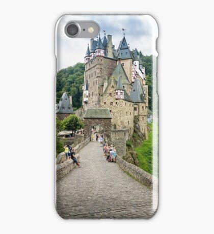 Eltz Castle, Germany iPhone Case/Skin
