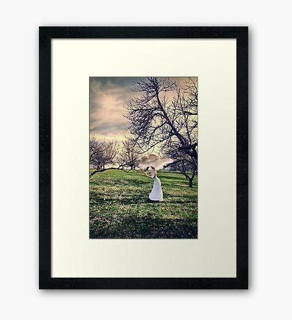 Lost in Day Dreams Framed Print
