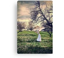 Lost in Day Dreams Canvas Print