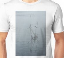 Graphical Watergrass Reflections Unisex T-Shirt